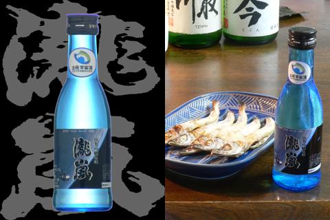 39-瀧嵐(たきあらし)「純米吟醸」土佐宇宙酒