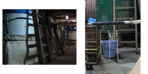 小左衛門-中島醸造蔵見学-直汲み