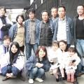 御代桜(みよざくら)-御代桜醸造見学-集合写真