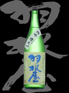 羽根屋(はねや)「純米吟醸」煌火(きらび)生原酒26BY