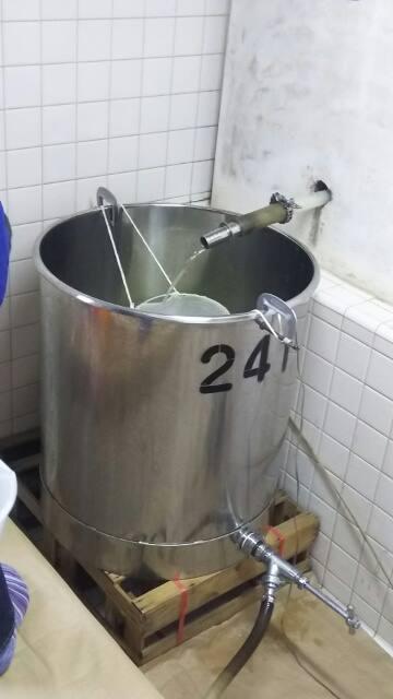 生道井(いくじい)原田酒造の蔵開きその3