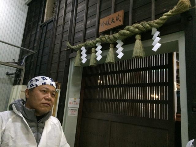 黒龍酒造さん蔵見学02