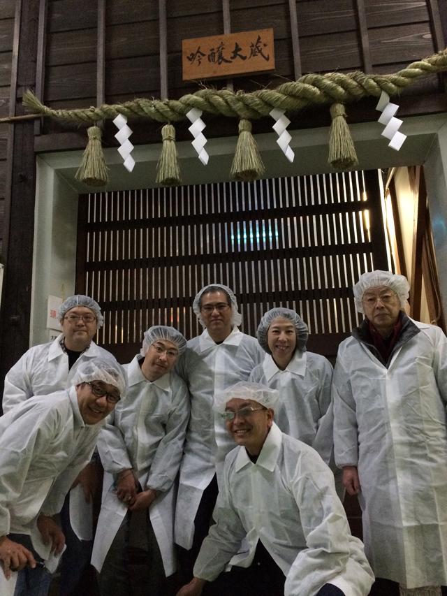 黒龍酒造さん蔵見学17