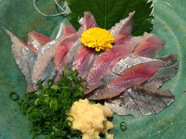秋刀魚(さんま)