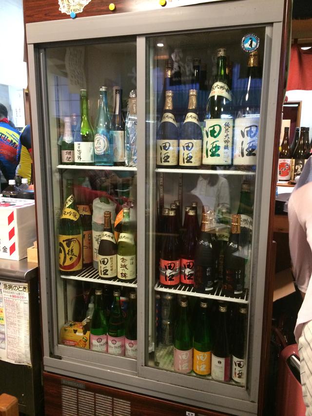 田酒(でんしゅ)を楽しむ会in岡山冷蔵庫
