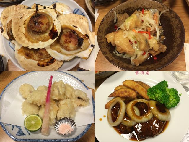 田酒(でんしゅ)を楽しむ会in岡山料理その2