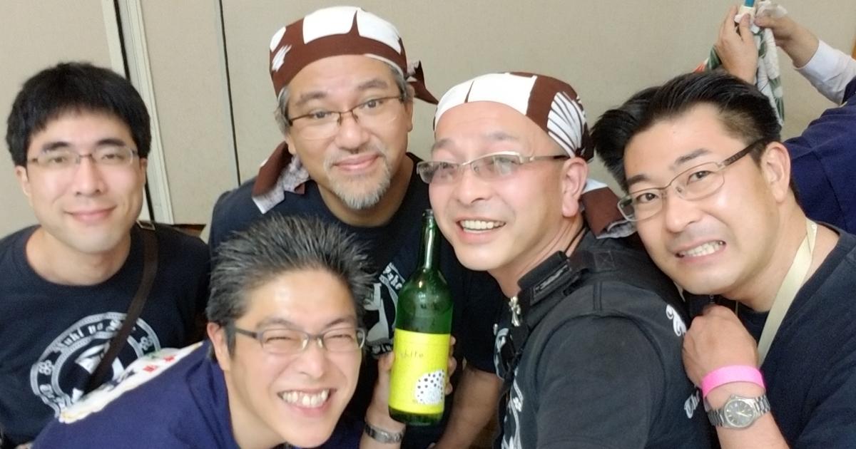 岐阜の地酒に酔う2018in岐阜02