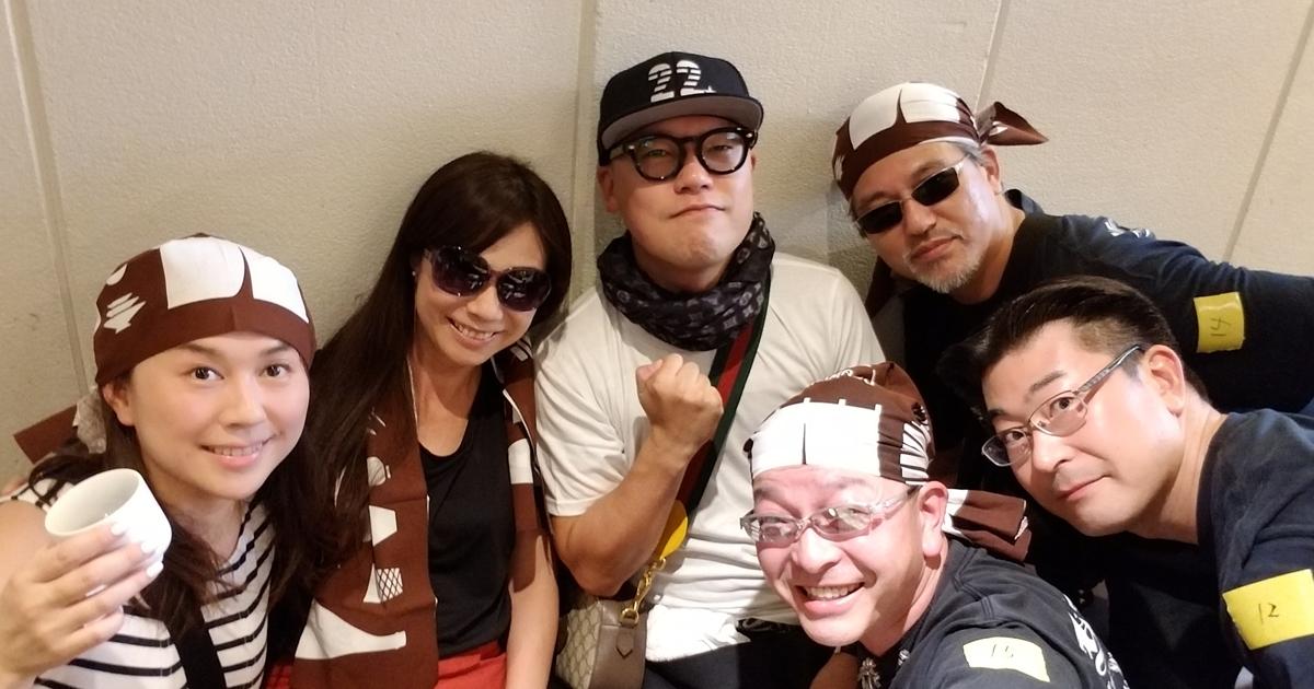 二兎j社長、若葉さんと由紀の酒軍団