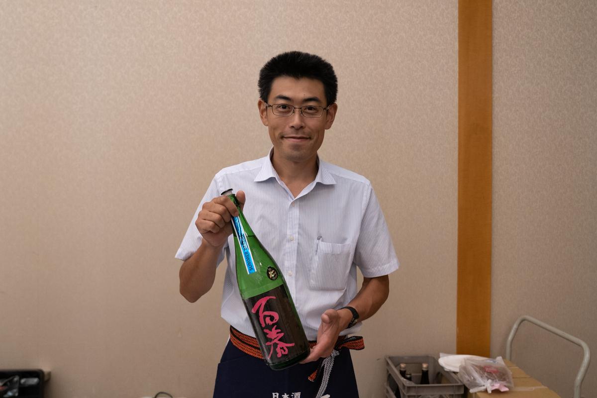 百春:小坂酒造場