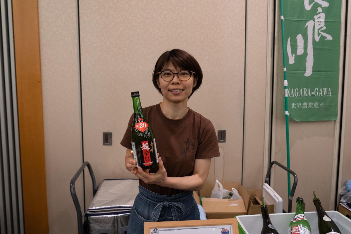 長良川:小町酒造