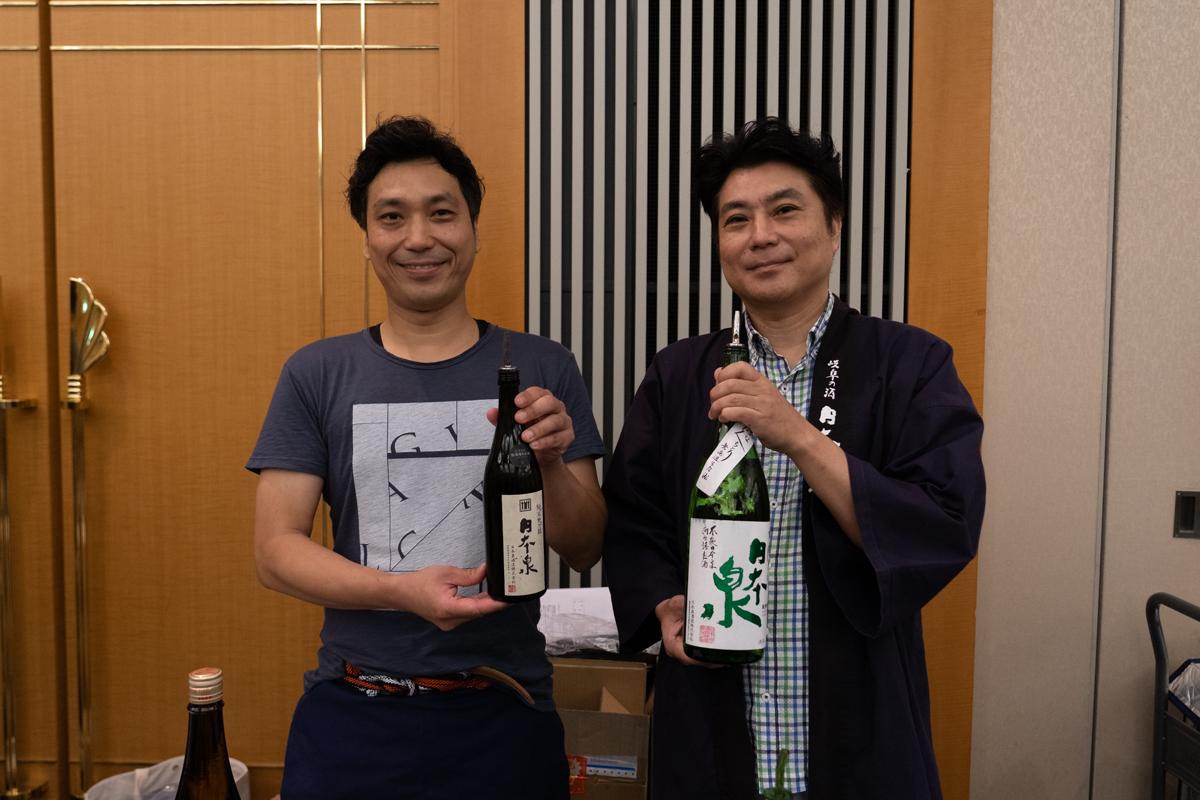 日本泉:日本泉酒造