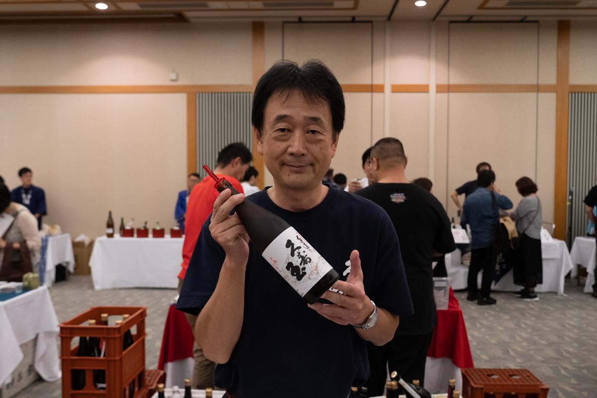 久寿玉:平瀬酒造店